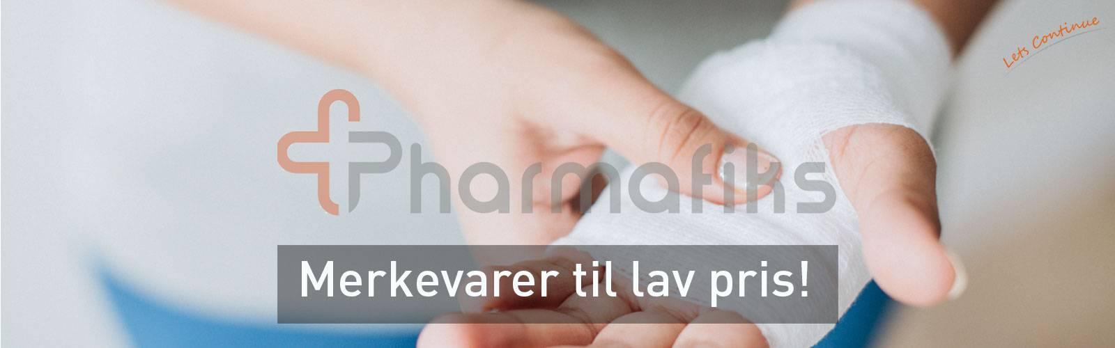Pharmafiks plaster øyeskyll koffert førstehjelp førstehjelpskoffert skade førstehjelpsutstyr